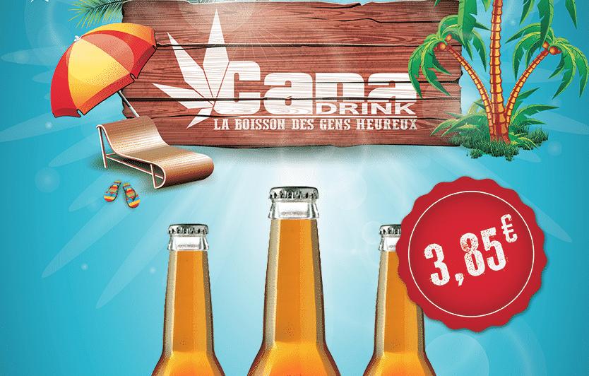 CanaDrink : La boisson de l'été ?