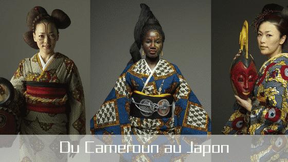 Mode : quand l'Afrique et le Japon se rencontrent
