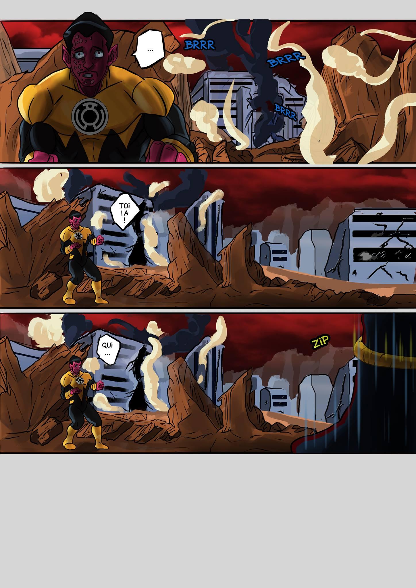 Justice league goku - 20