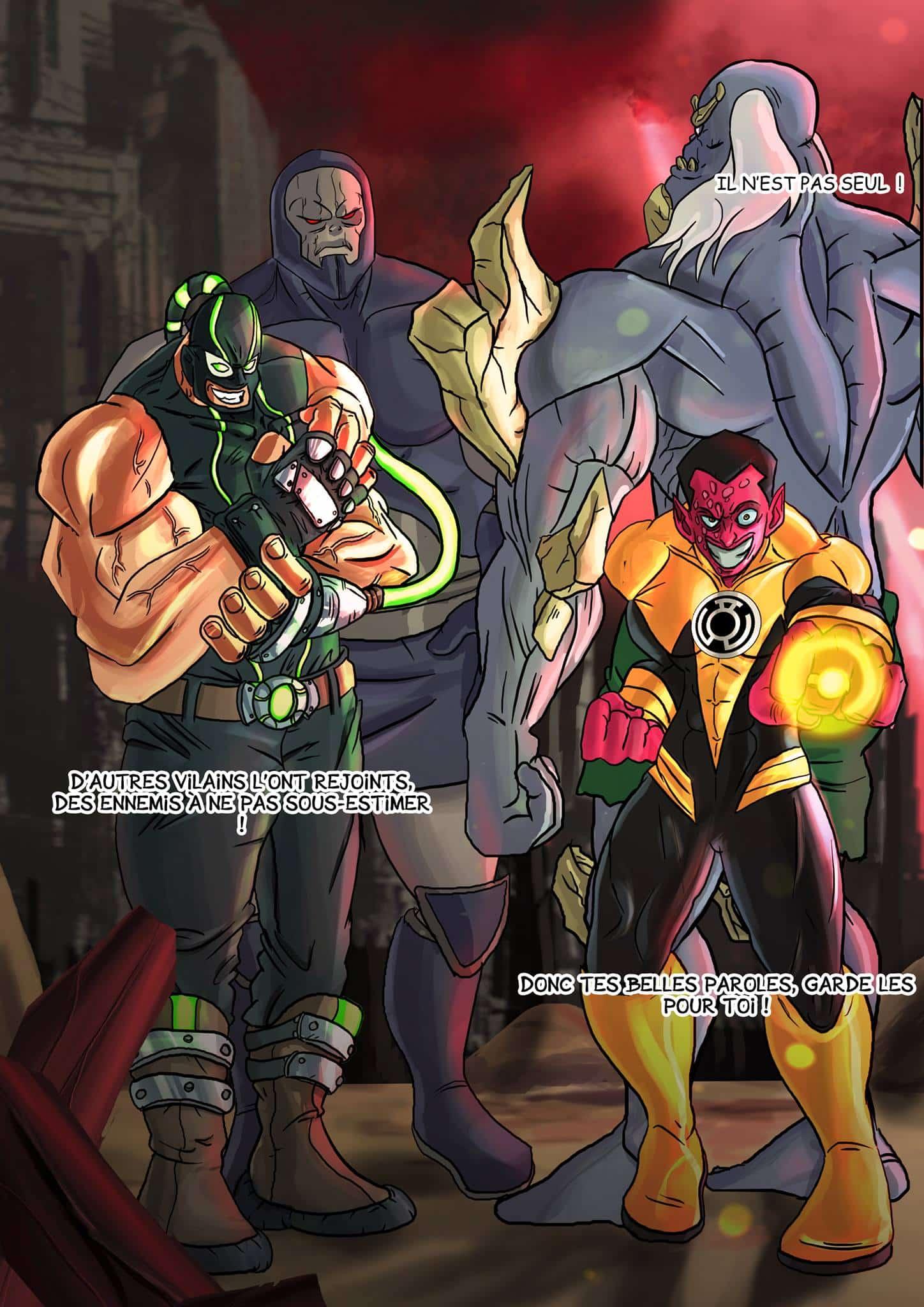 Justice league goku - 5