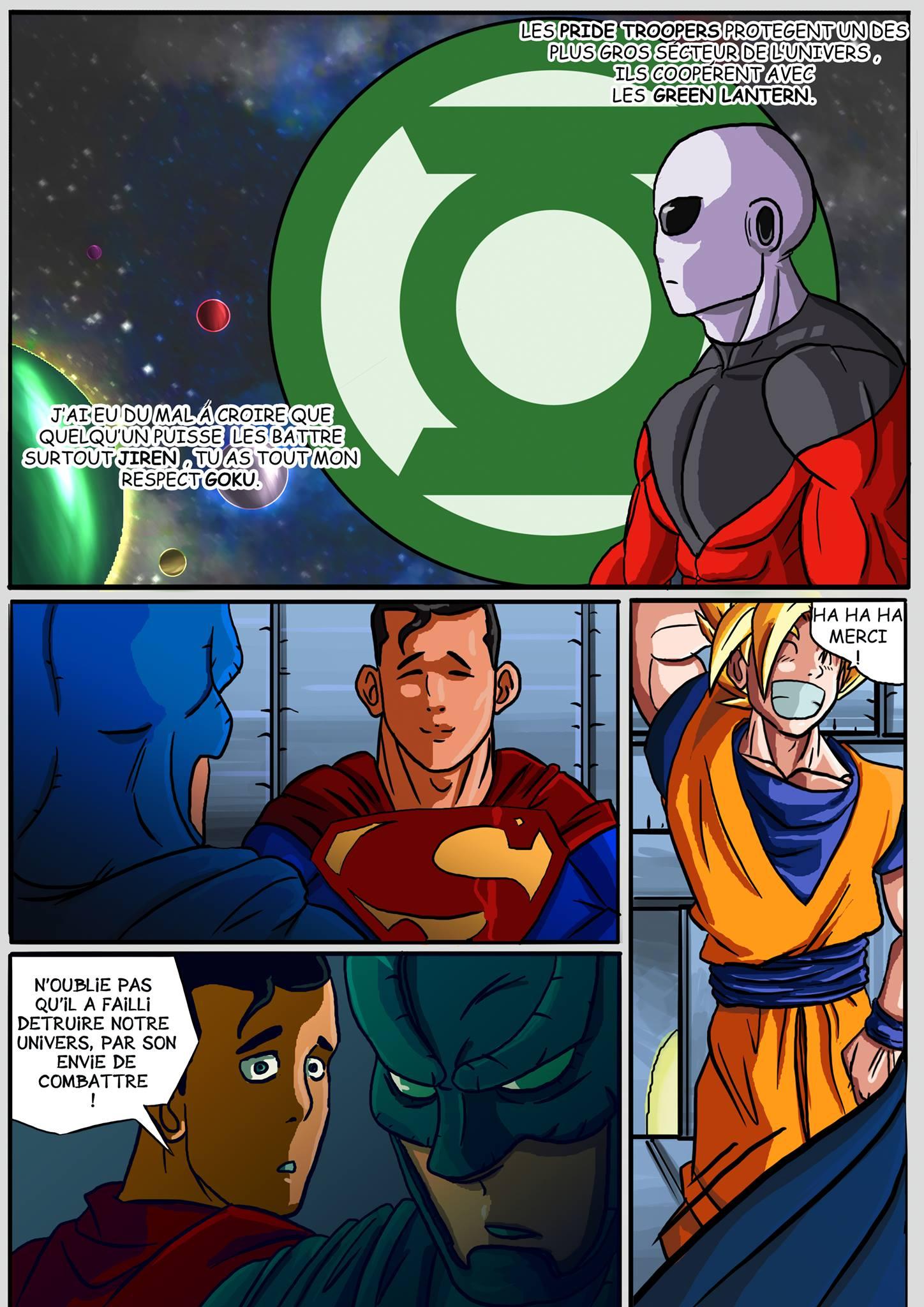 Justice league goku - 7