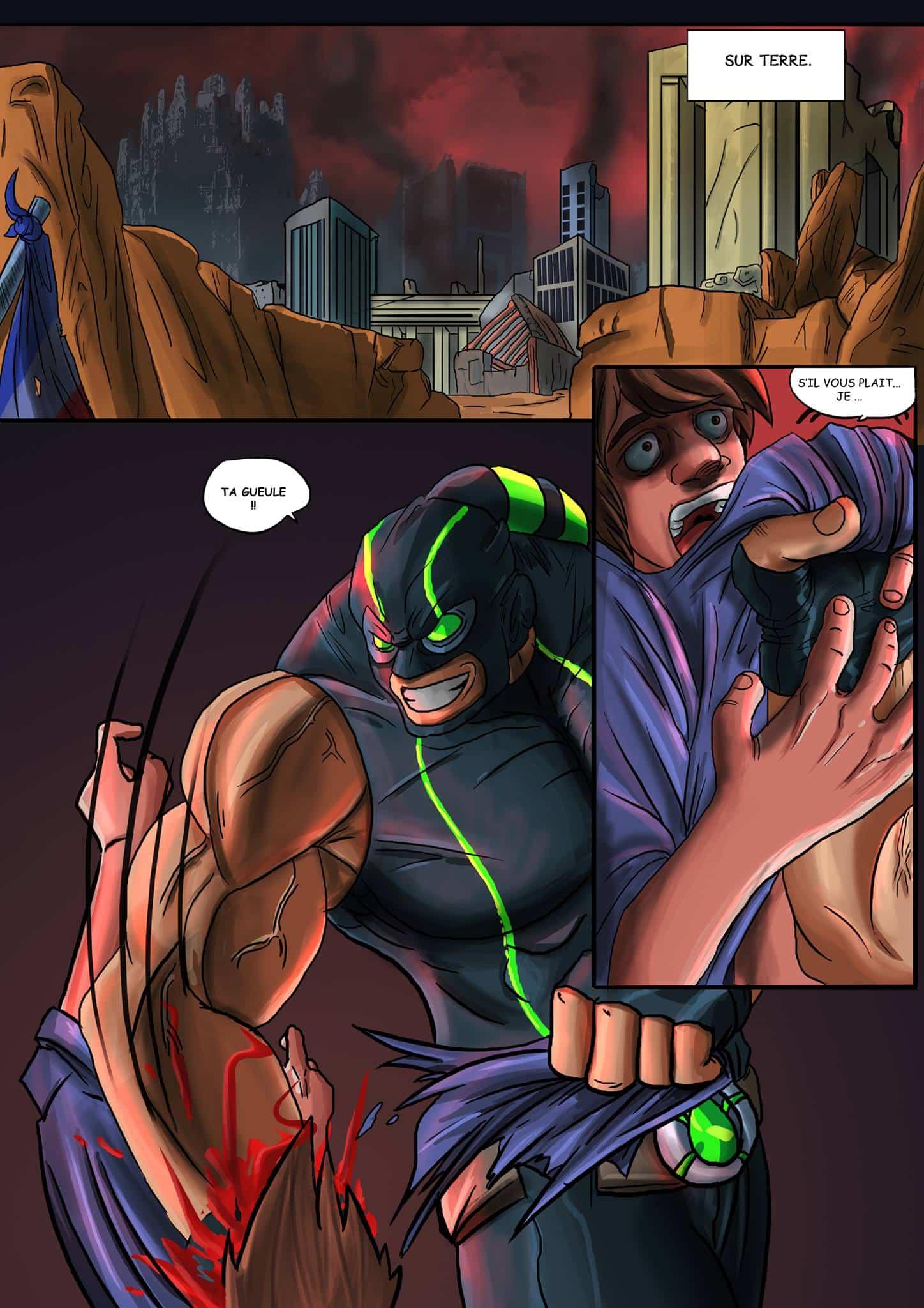 Justice league goku - 9