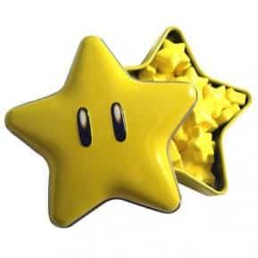 bonbon mario geek étoile
