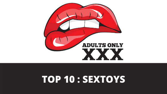 TOP 10 des SEXTOYS GEEK
