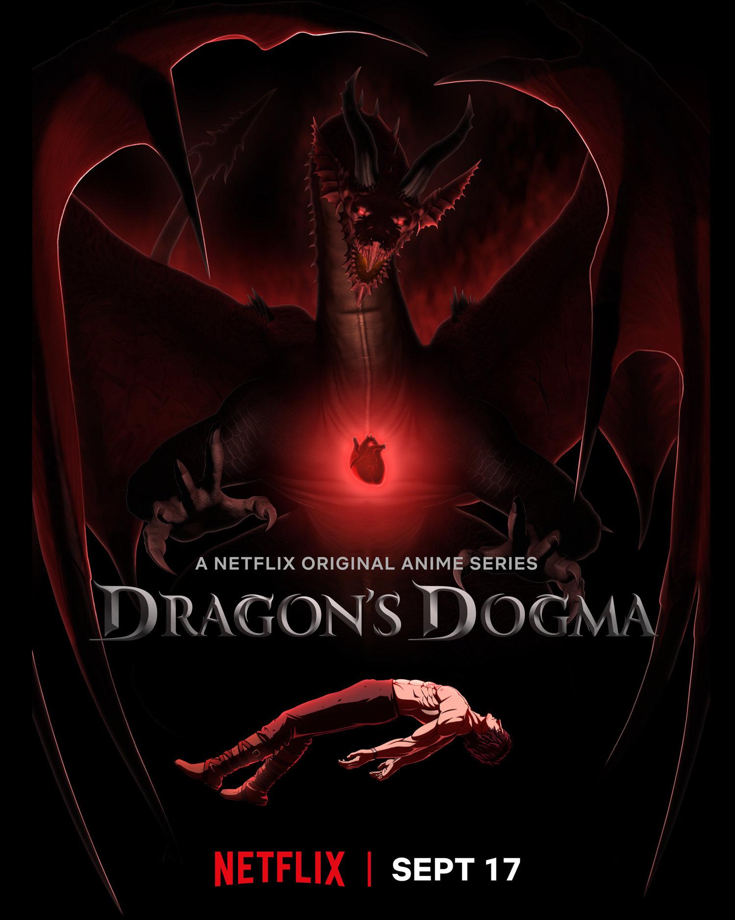 Affiche de la série Dragon's Dogma